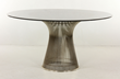 Warren Platner style table by N.K. Glas, made in Sweden