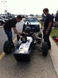 Hope College Formula SAE Car