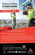 VA Palo Alto Hosts 2015 National OSHA Safety Stand Down for Bay Area (May 6)