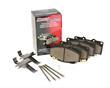 Centric Posi Quiet Semi-Metallic Brake Pads