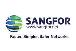 Sangfor WAN Optimization, NGFW, SSL VPN - faster simpler safer networks