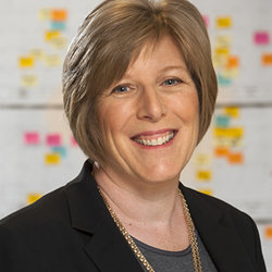 Carol McEwan, Scaled Agile Vice President of Community Success