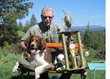 West Coast Bird Dog Champion Wins US Bird Dog Association Western...
