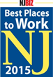 AEPG® Wealth Strategies was ranked #11 of the NJBIZ 100 Best Places to Work in New Jersey