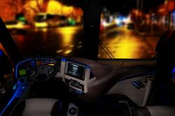 Liberty Coach | Prevost Motorcoach Converter - New Cockpit