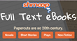 Shmoop Releases Full Texts of Classic Novels, Plays, and Short Stories...