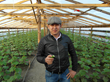 Aslanbek Majitov in KZ green house