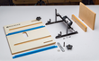 The XL Router Table Box Joint Jig from Rockler.