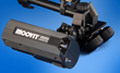 MOOVIT™ Motion Drive Unit:  Attached to a Cinerails Camera Dolly for Variable Speed  Movement.