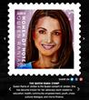Queen Rania Recognized by lettrs
