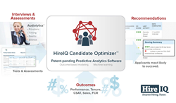 Improve candidate selection decisions with HireIQ's patented software.