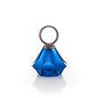 Homanz Blue Diamond Ring Handbag