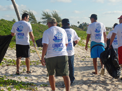 El Cid Resorts Beach Clean Up