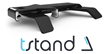 Tstand Redefines the Ergonomics of Tablet Computing