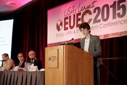 Janet McCabe speaks at EUEC 2015