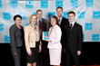 EnergyPrint team members in Washington, D.C. to receive 2015 ENERGY STAR Partner of the Year Award.