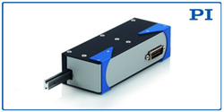 V-273 Linear Actuator, with force and position control is based on a voice-coil linear motor