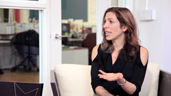 Linda Rottenberg CEO of Endeavor discusses high impact entrepreneurs with SarderTV