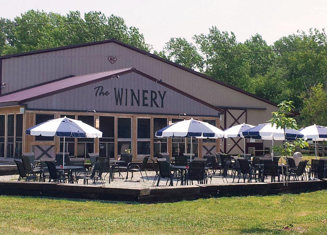 The Winery At Shale Lake Is Central Illinois Newest