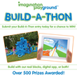 Imagination Playground Announces Build-A-Thon Contest!