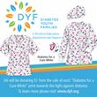 Uniform Advantage Designs 'Diabetes for a Cure White' Scrub...