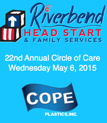 Jane & Steve Saale of Cope Plastics to Receive Circle of Care Award