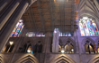 Safway Haki spans in National Cathedral