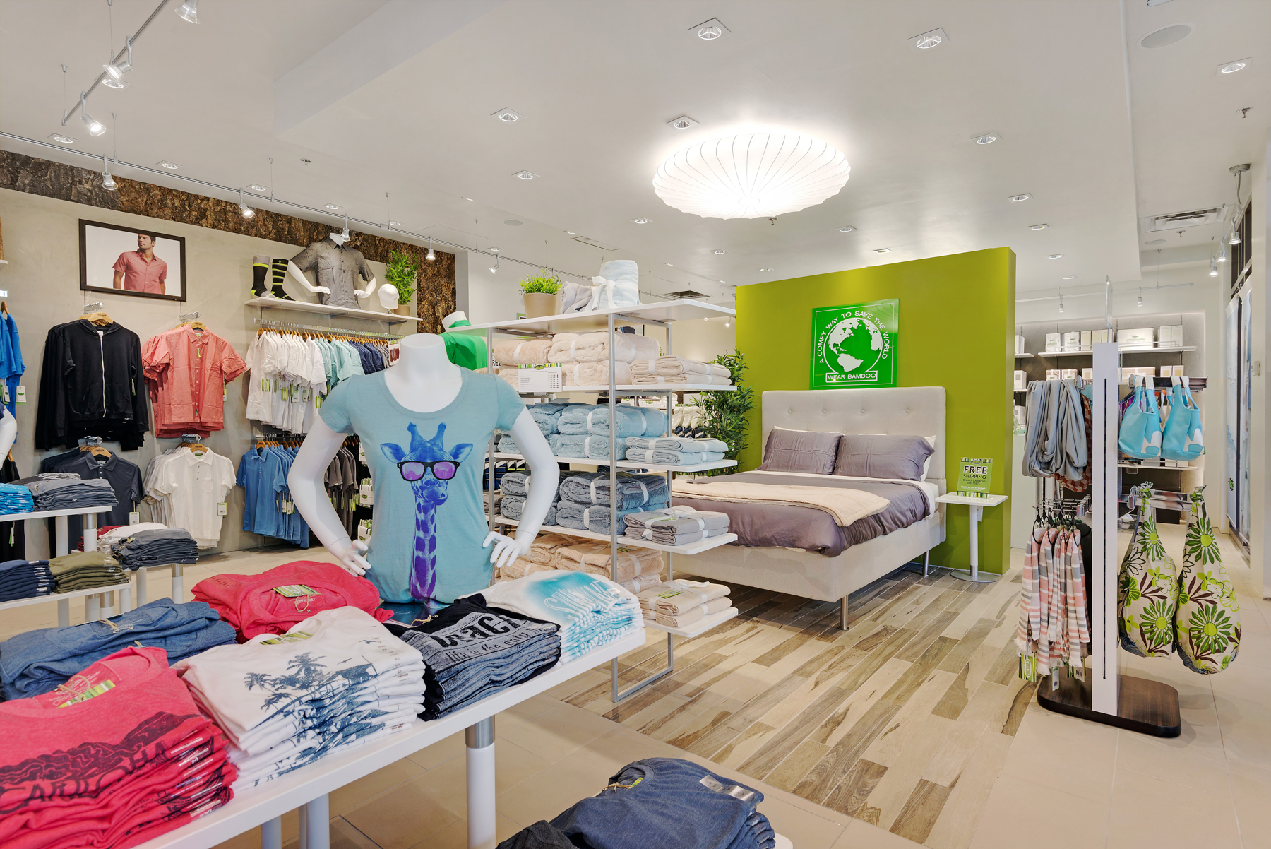 7d0986580e9 Destin s First Cariloha Bamboo Store Opens in HarborWalk Village on May 9