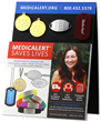 Complimentary MedicAlert® Medical ID Displays Available to Physicians and Hospitals