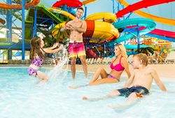 Falls Avenue Resort and Fallsview Indoor Waterpark offer unforgettable family getaways to Niagara Falls , Ontario.