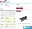 Daman Products Launch Online Configurator with 3D Part Downloads Built by CADENAS PARTsolutions