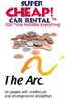 "Super Cheap Car Rental Announces Their ""Change for Change"" Program"