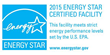 Reico Kitchen & Bath Facility Recognized as Energy Star Certified