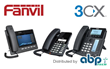 Fanvil IP Phones - C600, X3 and X5