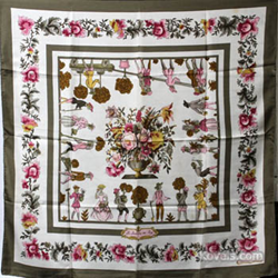 kovels, antiques, collectibles, mother's day, mother's day gift ideas, hermes scarf