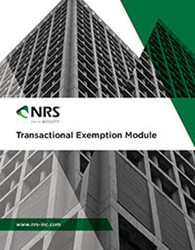 Transaction Exemption Module white paper