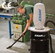 EXAIR's Newest Chip Vac Turns a Standard Open-Top 30 Gallon Drum Into...