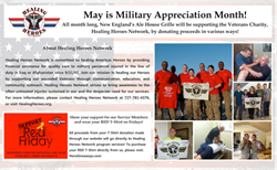 May Appreciation Month Flyer