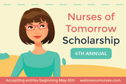 Medical Solutions Announces Fourth Annual Nurses of Tomorrow Nurses Week Scholarship Contest