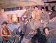 U.S. Army buddies in Vietnam.