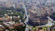 Birdseye View of Rome