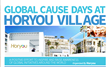 Horyou to Feature Five Global Cause Days  at the 2015 Cannes Festival