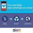 Help CompAndSave Support Food for the Poor, Inc. by Donating Empty Printer Cartridges