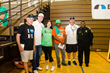 {L to R) BankUnited Sr VP Gerry Litrento, Pompano Beach Mayor Lamar Fisher, Rebuilding Together Broward Exec Director Sandra Veszi Einhorn, Pompano Beach Commissioner Ed Phillips, RRT Director of Construction Steve Berman and BSO Captain Campbell.