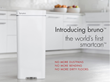 """Serial Inventors, Jim Howard and Lori Montag, Develop """"Bruno™"""" the World's First Smartcan™ Combining the Kitchen Trash Can and Vacuum System"""