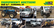 Public Car and Equipment Auction, Florence, KY, May 14, 2015