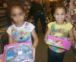 Pathfinders of Oregon Provides Shoes to Children Through Payless Gives Shoes 4 Kids Program