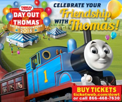 Day Out with Thomas Highlighted in Kids Summer Getaway in Oneida County, NY