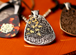 The Limited Edition J+H Guitar Pick Pendant
