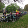 Dero Supports Local Bike to School Day Event